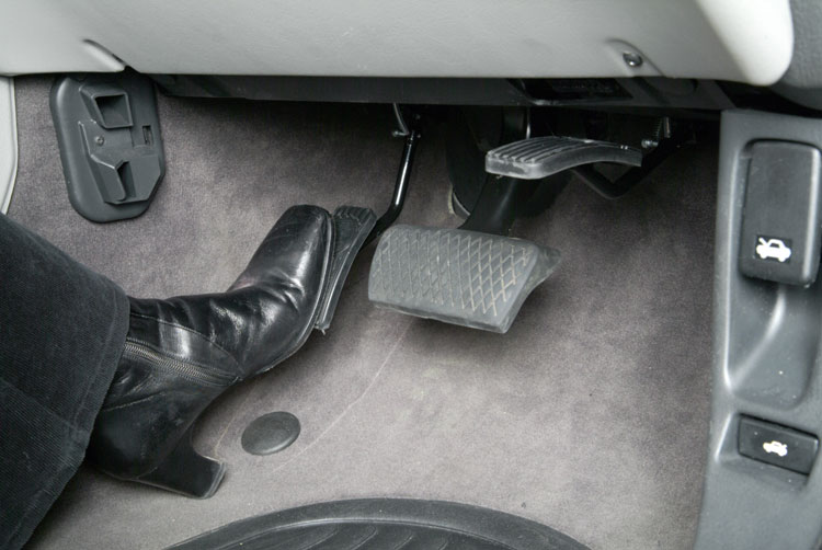 pedal adaptions ergomobility. Black Bedroom Furniture Sets. Home Design Ideas