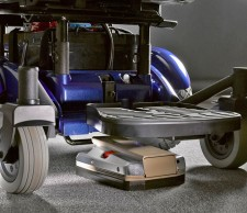 Occupied Wheelchair Remote Docking System