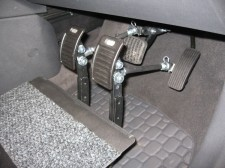 Standard Pedal Extension