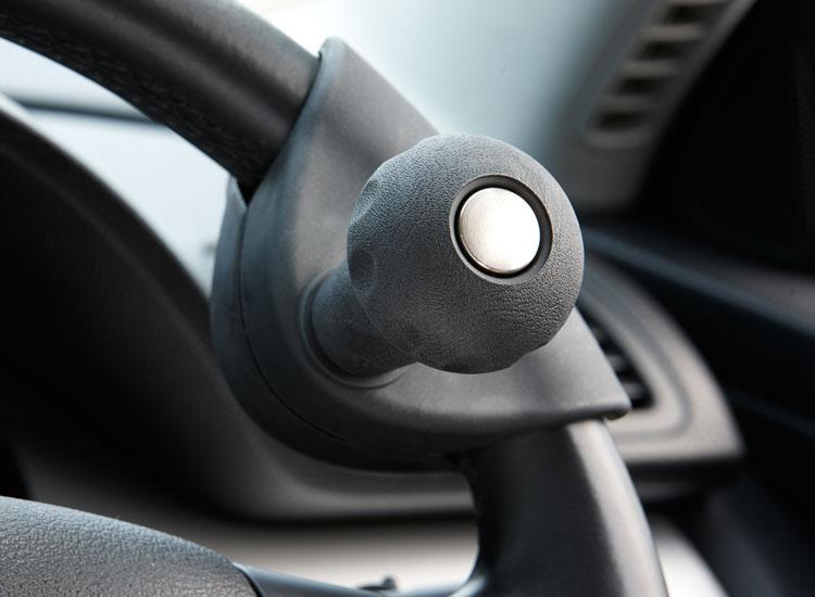 Steering balls