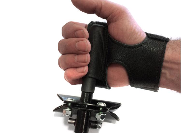 Steering glove
